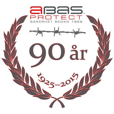 ABAS 90 år