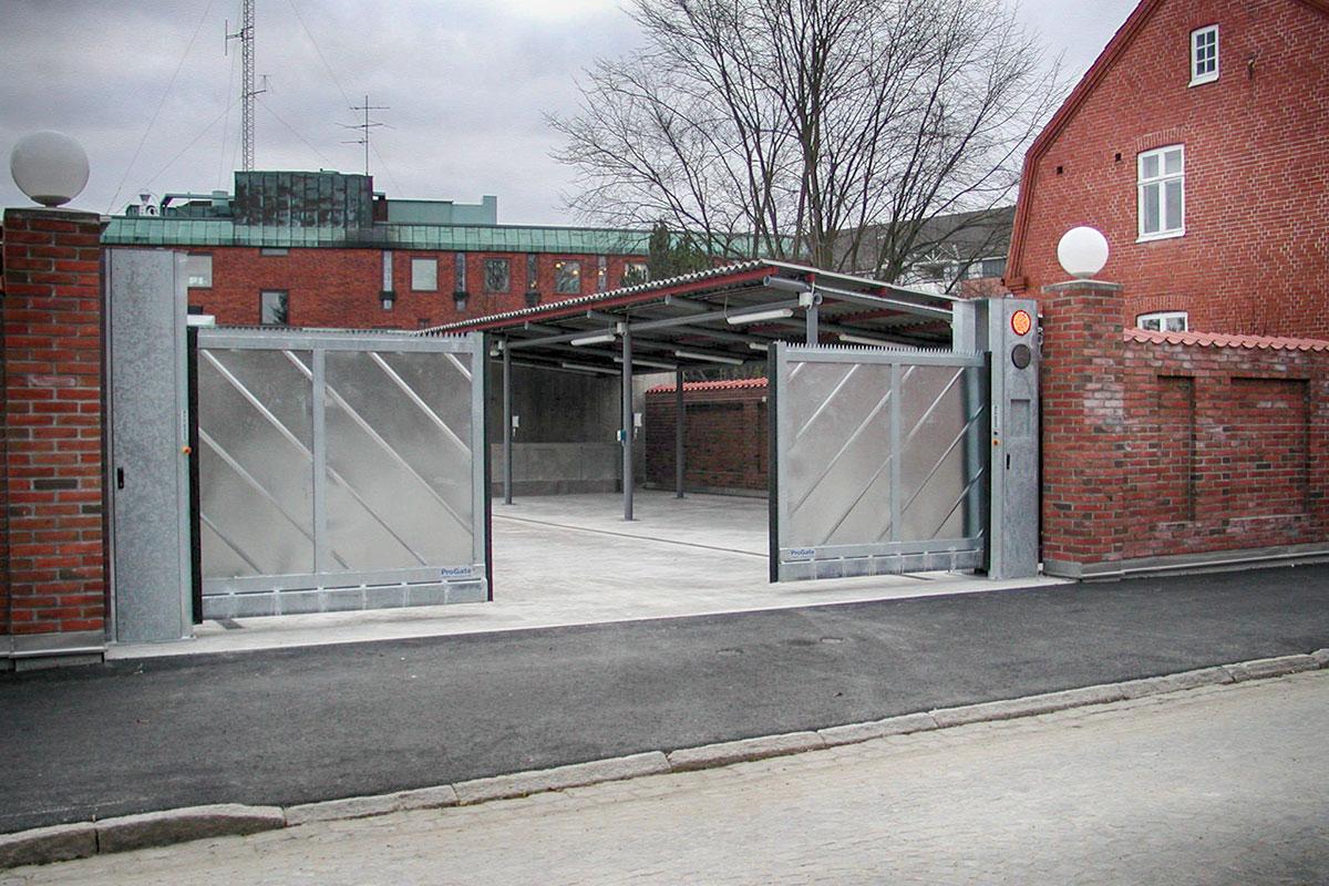 Polisen, Lund