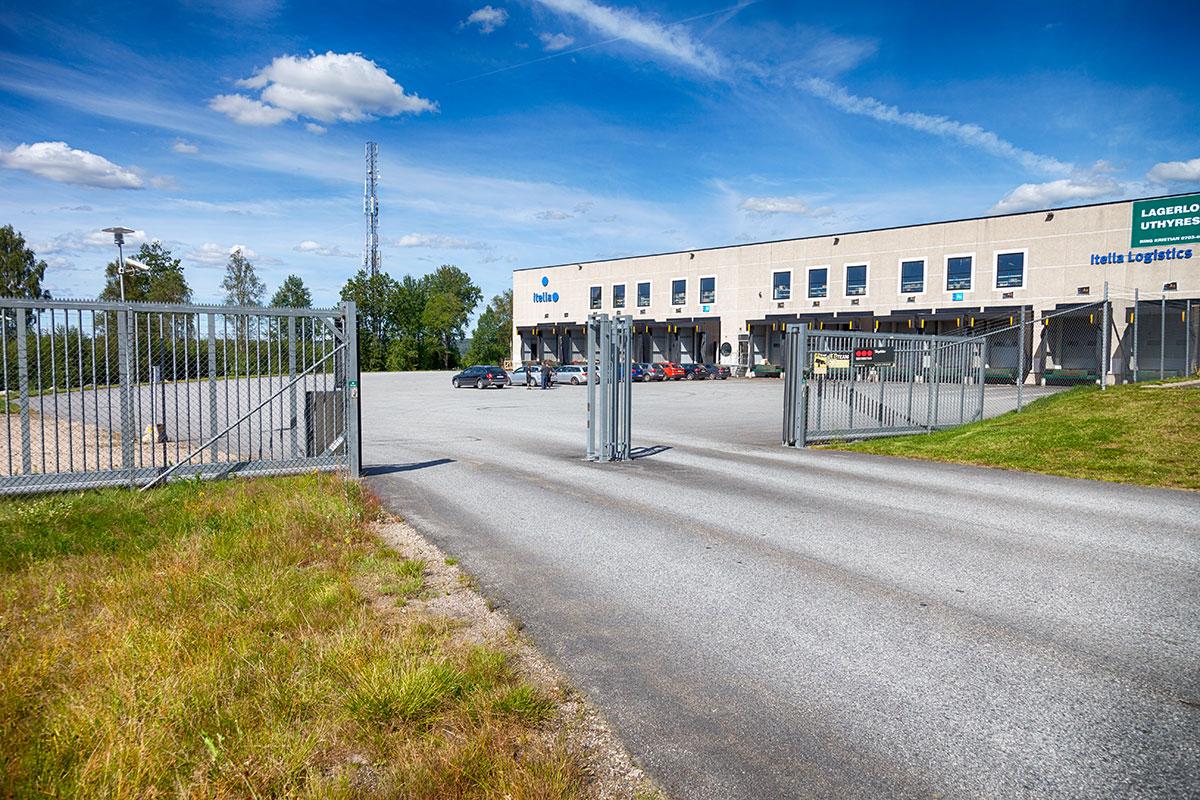 Itella, Borås